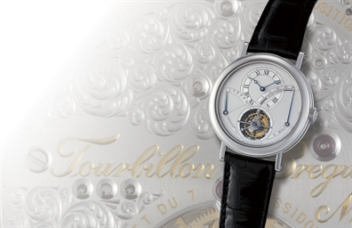 BREGUET, TOURBILLON POWER RESE