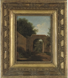 A French arch, thought to be t