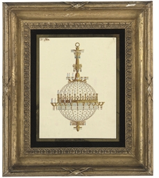 Design for a spherical ormolu