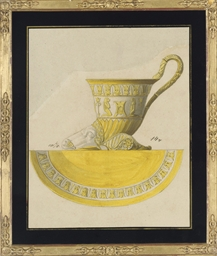 Design for an Egyptian revival