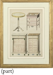 Four designs for furniture inc