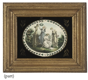 An allegory of Painting, Drawi