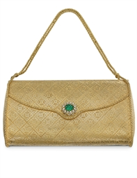 AN EVENING BAG, BY VAN CLEEF &