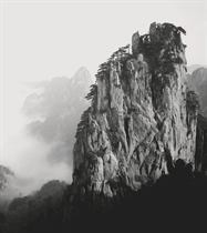 The majesty of Huangshan, Huangshan, China, 2007