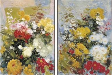 Composition de fleurs (Composi