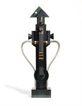 Harlekin-Robot (für Ursula)