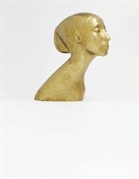 Kopf der Tänzerin (Sent M'Ahes