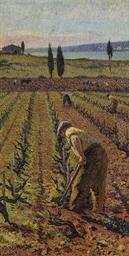 Le cultivateur