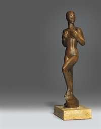 Statuette (Aufsteigende)
