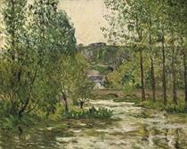 Le Loir à Lavardin, Loir et Cher