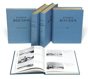Eugène Boudin 1824-1898, Catal