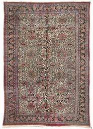 A fine Bijar carpet