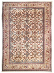 A fine Kirmanshah carpet