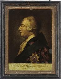 George III, King of Great Brit