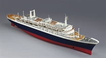 A display quality model of the SS Rotterdam