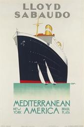 Lloyd Sabaudo, Mediterranean A