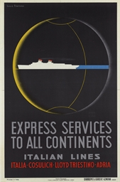 Express Services to all Contin