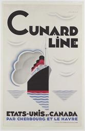 Cunard Line, Etats Unis et Can