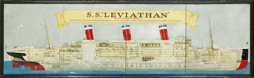 S.S. Leviathan