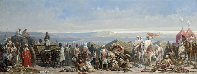 The departure of the chief