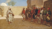 Army reorganisation in Morocco