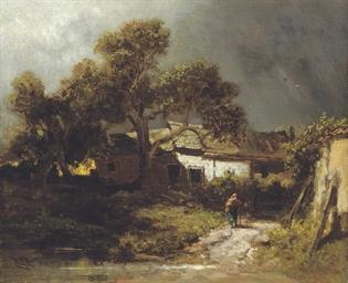 Alte Bauernhäuser: Rural lands