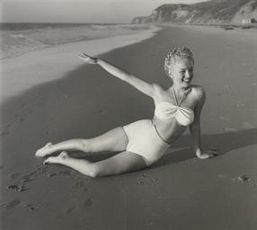 Marilyn Monroe Andre de Dienes