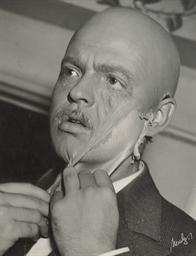 Orson Welles Muky Munkacsi