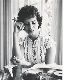 Sophia Loren Sanford Roth