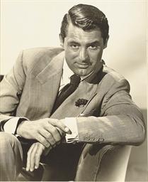 Cary Grant Ernest Bachrach