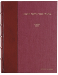 Gone With The Wind, 1939 Sidne