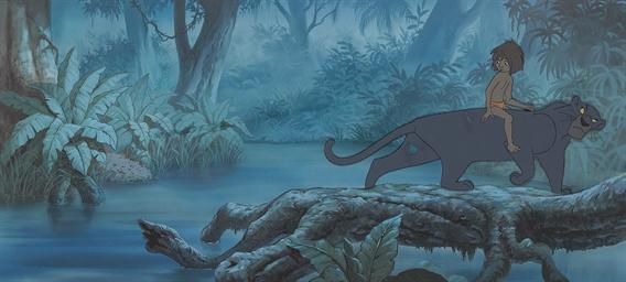 Walt Disney Studios The Jungle