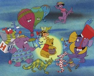 Walt Disney Studios Winnie the