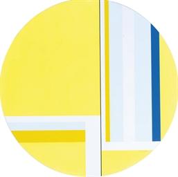 Yellow Tondo