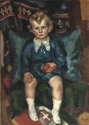 Jongensportret (Johan de V.)