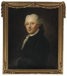 Portrait of Wennemar Platzmann