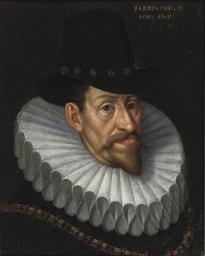 Portrait of Emperor Ferdinand