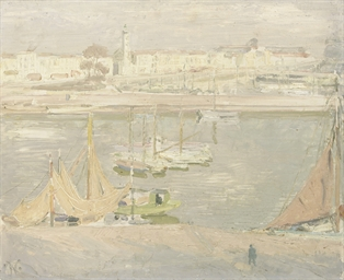 La Rochelle, the Harbour