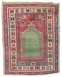 A KIRSEHIR PRAYER RUG