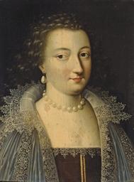 Portrait présumé de Marie de R
