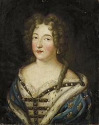 Portrait de Marie-Thérèse d'Au
