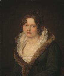 Portrait de la baronne d'Este