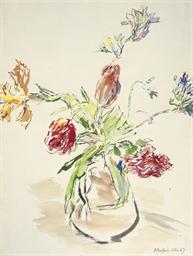 Tulpen, Narzissen, Rosen und F