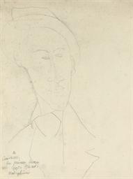Portrait de Blaise Cendrars