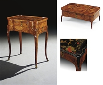TABLE D'ACCOUCHEE D'EPOQUE LOUIS XV