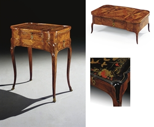 TABLE D'ACCOUCHEE D'EPOQUE LOU