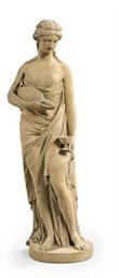 ECOLE FRANCAISE VERS 1770-1790
