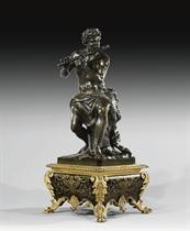 GROUPE DU XIXEME SIECLE D'APRES ANTOINE COYSEVOX (1640-1720)