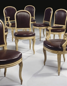 mobilier de salle a manger de style louis xvi d apres un modele de georges jacob dining