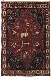 A fine Gabbeh rug